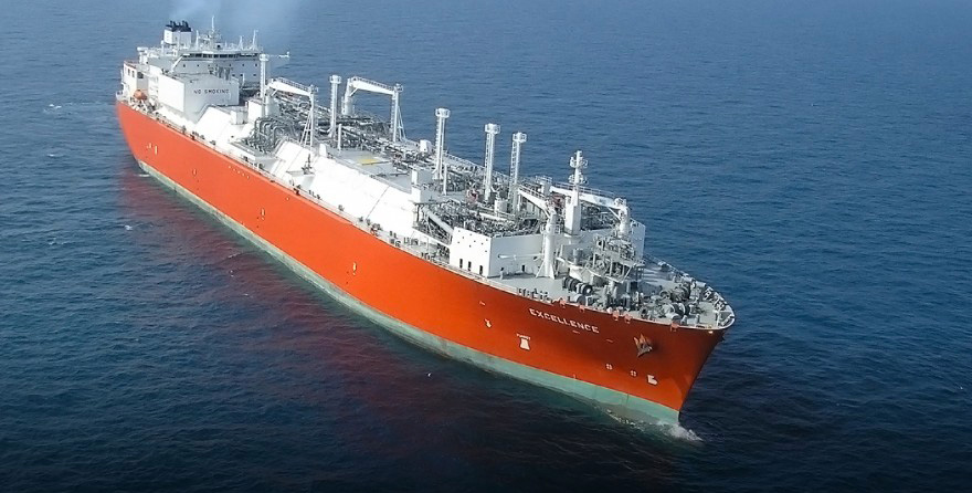 Floating storage regasification unit - Excellence