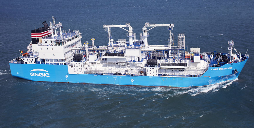 Vanzetti Engineering specialists in LNG marine cryogenic pumps