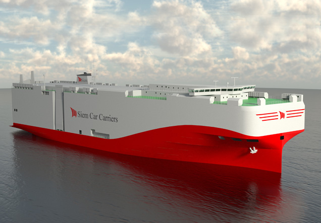 LNG Car Carriers